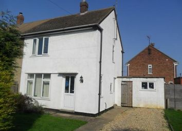 Thumbnail 2 bed semi-detached house to rent in Bramley Road, Wisbech