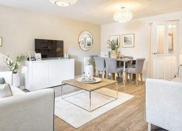 "Thumbnail 3 bedroom terraced house for sale in ""Bonnyton"" at Clippens Drive, Edinburgh"
