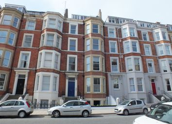 Thumbnail 2 bed flat to rent in Ground Floor Flat, 26 Prince Of Wales, Scarborough
