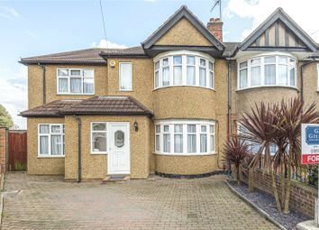 4 bed end terrace house for sale in Exmouth Road, South Ruislip, Middlesex HA4