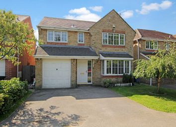 Thumbnail 4 bed detached house to rent in Germander Way, Bicester