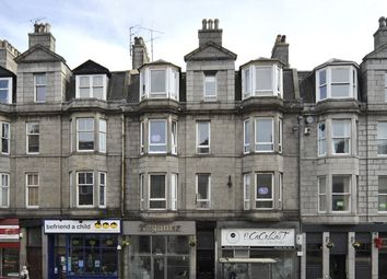Thumbnail 1 bed flat to rent in 31 Holburn Street, First Floor Left, Aberdeen