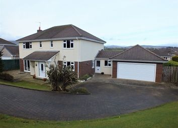 Thumbnail 4 bed detached house for sale in Ashfield Avenue, Union Mills, Isle Of Man