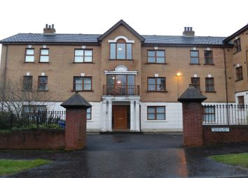 Thumbnail 2 bedroom flat to rent in Mayfield Walk, Newtownabbey