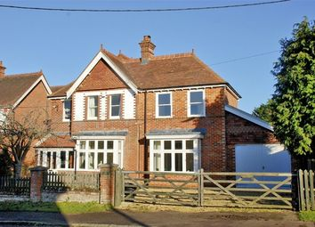 Thumbnail 4 bed detached house for sale in Avenue Road, Brockenhurst