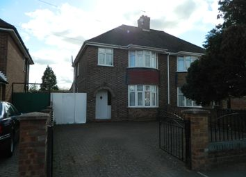 Thumbnail 4 bed semi-detached house to rent in Old Ford End Road, Bedford