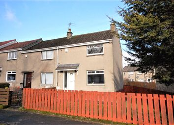 Thumbnail 2 bed end terrace house for sale in Lismore Drive, Paisley
