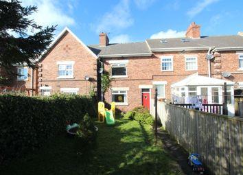 3 bed terraced house for sale in Weardale Terrace, Stanley DH9
