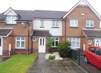 Thumbnail 2 bed terraced house to rent in Birkdale Close, Coventry