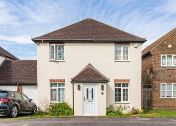 Thumbnail 4 bed detached house to rent in Gorst Close, Letchworth Garden City