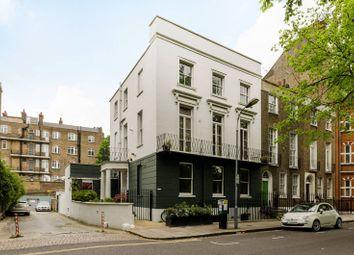 Thumbnail 6 bed end terrace house for sale in Addison Bridge Place, West Kensington