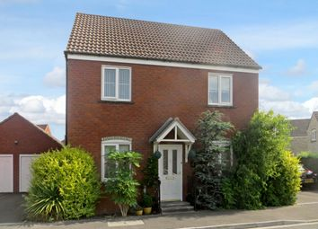 Thumbnail 3 bed detached house for sale in Jubilee Way, St. Georges Weston Super Mare