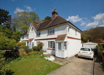 Thumbnail 2 bed semi-detached house for sale in Valley Road, Hughenden Valley, High Wycombe
