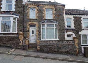 Thumbnail 2 bed terraced house for sale in Brynteg Road, Blaina, Abertillery