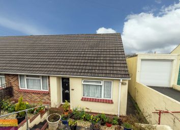 Thumbnail 2 bed semi-detached bungalow for sale in Princess Avenue, Plymstock