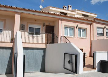 Thumbnail 4 bed town house for sale in Alguena, Alicante, Spain
