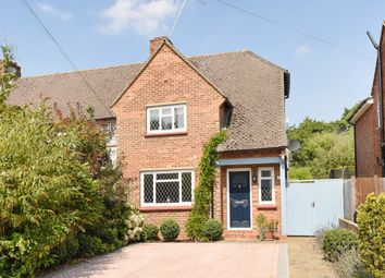 Thumbnail 3 bed semi-detached house to rent in Greenlands Road, Weybridge