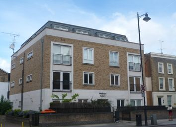 Thumbnail 1 bed flat to rent in Welbury Court, Kingsland Road