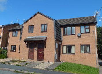 Thumbnail 2 bed flat to rent in Aldergrove Place, Coedpoeth, Wrexham
