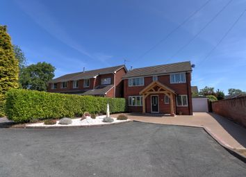 Thumbnail 4 bed detached house for sale in Melville Court, Clayton, Newcastle-Under-Lyme