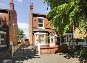 Thumbnail 2 bed semi-detached house for sale in Berkeley Avenue, Long Eaton, Nottinghamshire