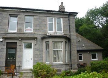 Thumbnail 2 bed terraced house to rent in St. Devenicks Terrace, Cults, Aberdeen