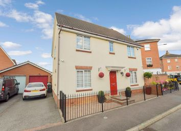 Thumbnail 4 bed detached house for sale in Plaiters Way, Braintree
