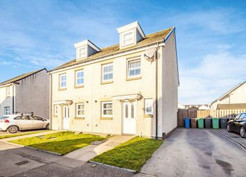 Thumbnail 3 bedroom semi-detached house for sale in Macduff Road, Dunfermline