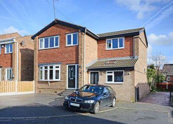 4 bed detached house for sale in Ashbourne Road, Handsworth, Sheffield S13