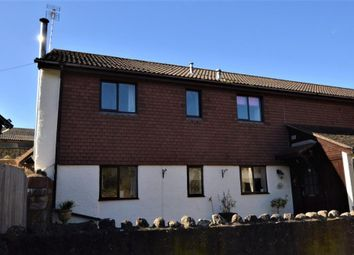 Thumbnail 3 bed end terrace house for sale in Rocombe Court, Lower Rocombe, Stokeinteignhead, Newton Abbot