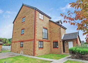 Thumbnail 1 bed flat to rent in Unwin Close, Waterside Park, Woolston, Southampton