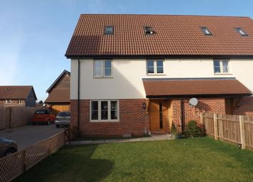 Thumbnail 3 bed semi-detached house for sale in Burlingham Road, East Harling