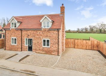 Thumbnail 3 bed detached house for sale in The Street, Brettenham, Ipswich