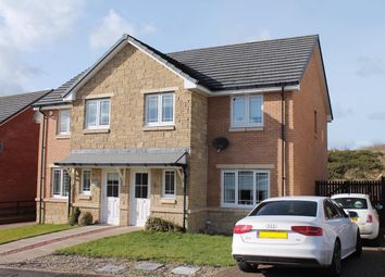 Thumbnail 3 bed property for sale in Furrow Crescent, Cambuslang, Glasgow