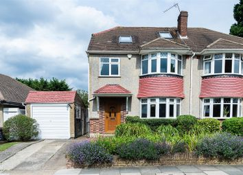 Thumbnail 5 bed semi-detached house for sale in Crofton Avenue, Orpington
