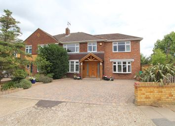 Thumbnail 6 bed semi-detached house for sale in Sunna Gardens, Lower Sunbury, Surrey