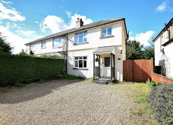 Thumbnail 3 bedroom semi-detached house for sale in Homelands Road, Rhiwbina, Cardiff.