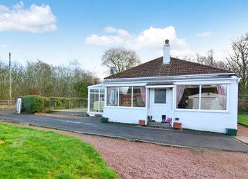 Thumbnail 3 bed detached bungalow for sale in Woodlea Cottage, Seven Acres, Old Glasgow Road, Kilwinning
