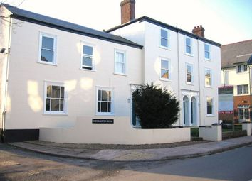 Thumbnail 1 bed flat for sale in St. Davids Hill, Exeter