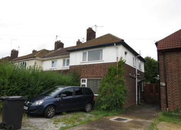 Thumbnail 2 bedroom end terrace house for sale in Whitworth Avenue, Corby