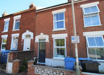 Thumbnail 3 bedroom terraced house to rent in Warwick Street, Norwich