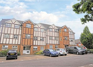 Thumbnail 2 bed flat for sale in Lorne Gardens, Woking