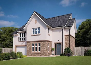 "Thumbnail 5 bedroom detached house for sale in ""The Logan"" at Davidston Place, Lenzie, Kirkintilloch, Glasgow"