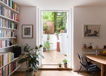 Thumbnail 2 bed flat for sale in Cricketfield Road, London