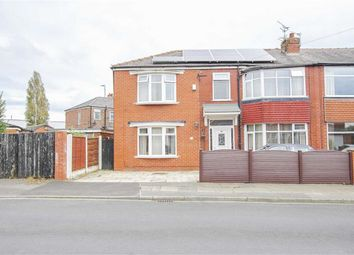 Thumbnail 4 bedroom semi-detached house for sale in Partington Street, Worsley, Manchester