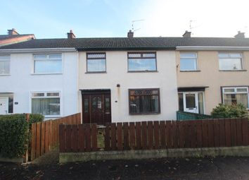Thumbnail 3 bedroom terraced house for sale in Woodland Drive, Newtownabbey