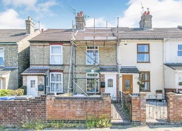 Thumbnail 3 bed terraced house to rent in The Avenue, Lowestoft