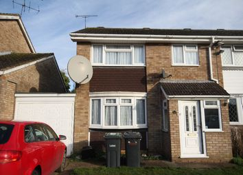 Thumbnail 3 bedroom semi-detached house for sale in Leyhill Drive, Luton