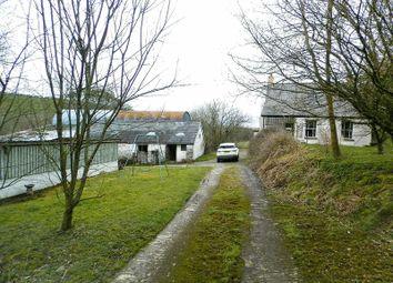 Thumbnail 3 bed detached house for sale in Talgarreg, Llandysul