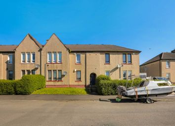 Thumbnail 1 bed flat for sale in Old Road, Elderslie